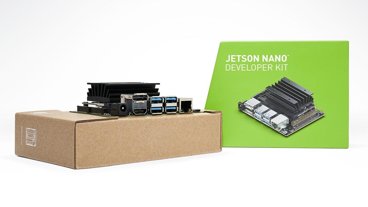 Nvidia представила новую версию одноплатного ПК Jetson Nano всего за $59 - 1