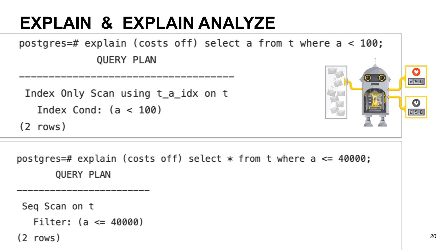 Базы данных: большой обзор типов и подходов. Доклад Яндекса - 14