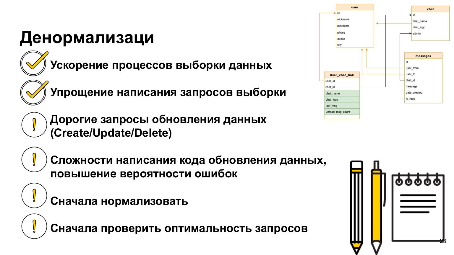 Базы данных: большой обзор типов и подходов. Доклад Яндекса - 17
