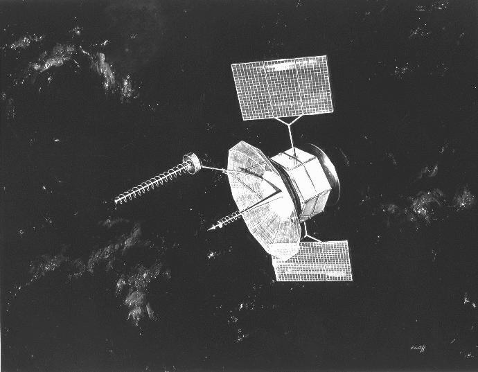 Бразильские дальнобойщики и русские радиопираты: изучаем спутники SATCOM - 1