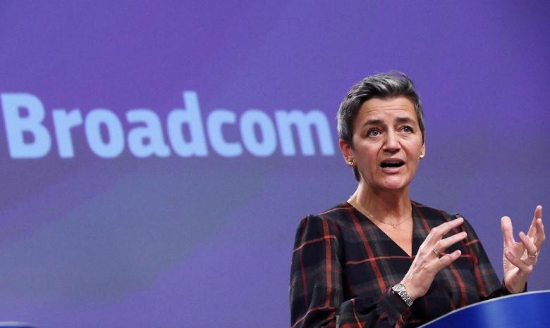 Компания Broadcom пошла на сделку с европейскими антимонопольщиками