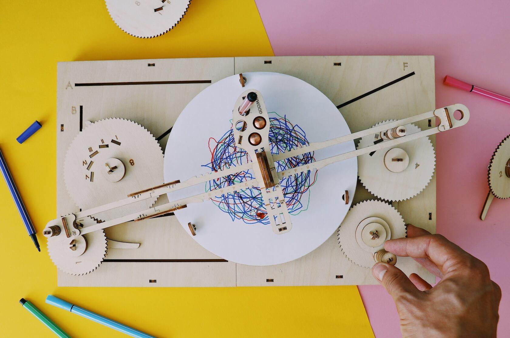 История от первого лица: Наш стартап по разработке и изготовлению детских конструкторов из фанеры - 4
