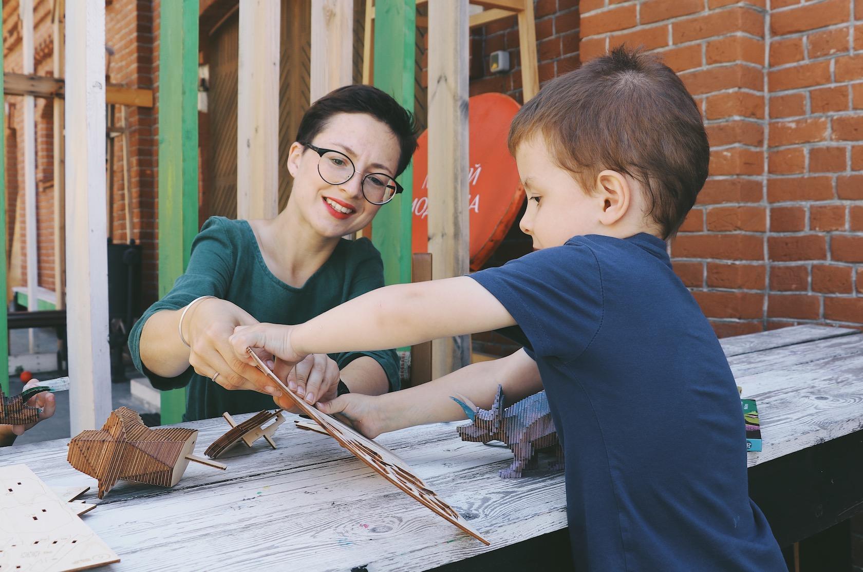 История от первого лица: Наш стартап по разработке и изготовлению детских конструкторов из фанеры - 1