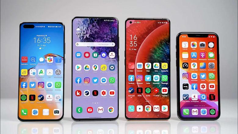 Пока Huawei тонет, Samsung радуется жизни. Прибыль растёт как на дрожжах