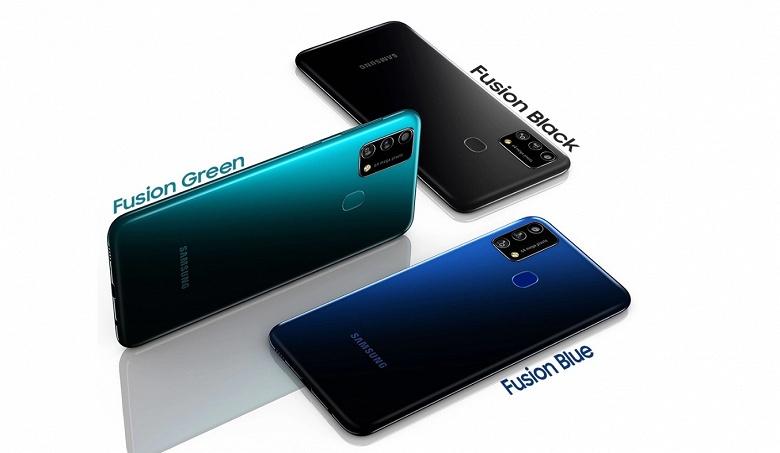 Самый ленивый вариант создания нового смартфона в исполнении Samsung. Galaxy F41 — это почти полная копия Galaxy M31