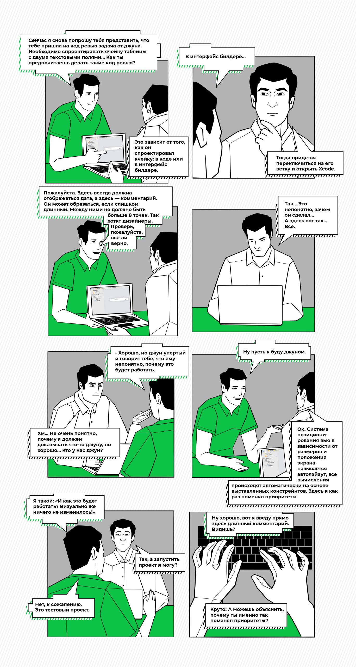 Сценарий идеального технического собеседования - 5