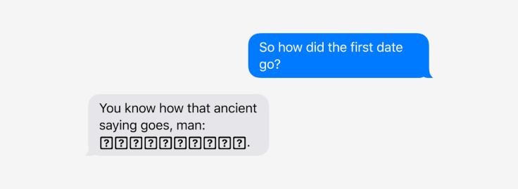 Система font fallback: что происходит, когда шрифт не может найти нужный символ - 2