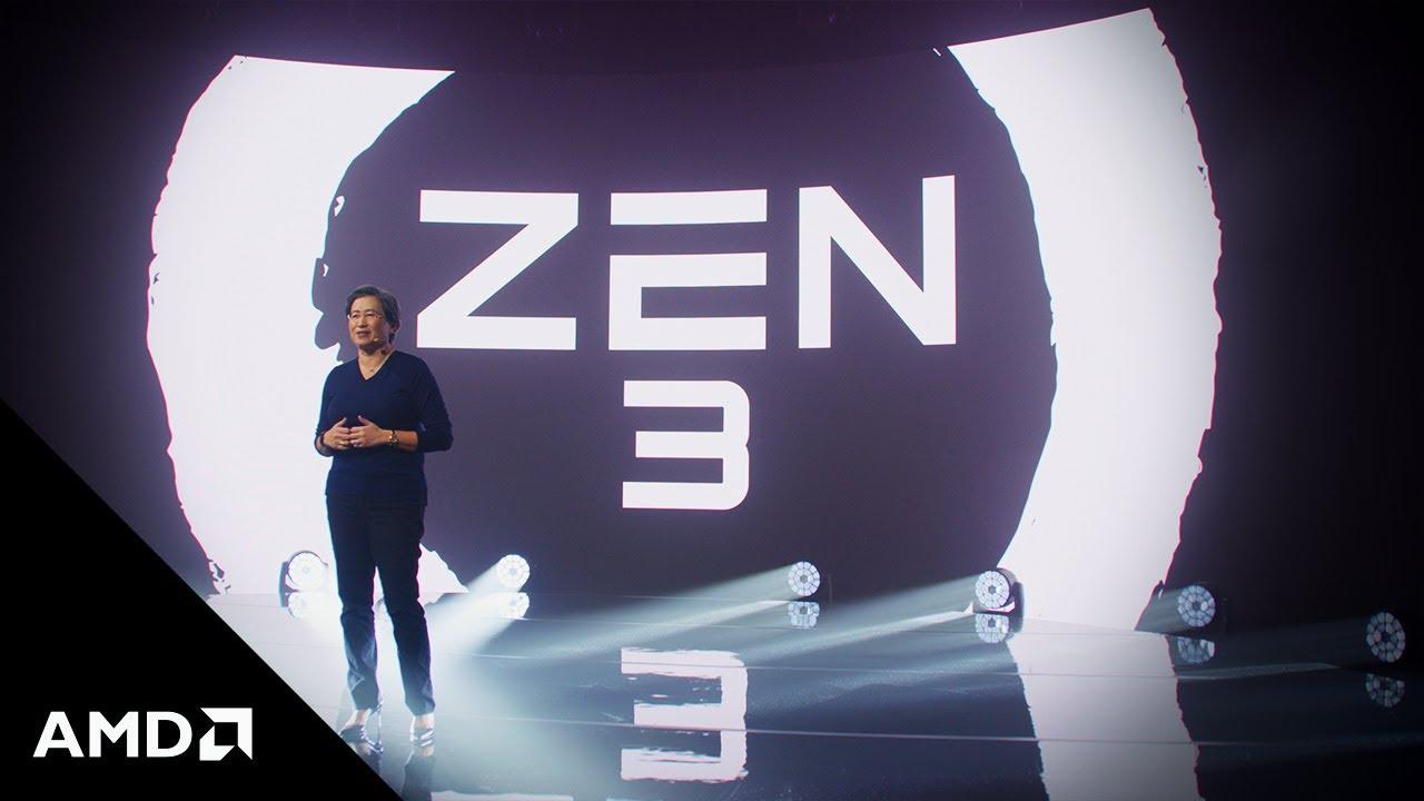 AMD представила флагманские процессоры линейки Ryzen 5ххх на архитектуре Zen3 - 1