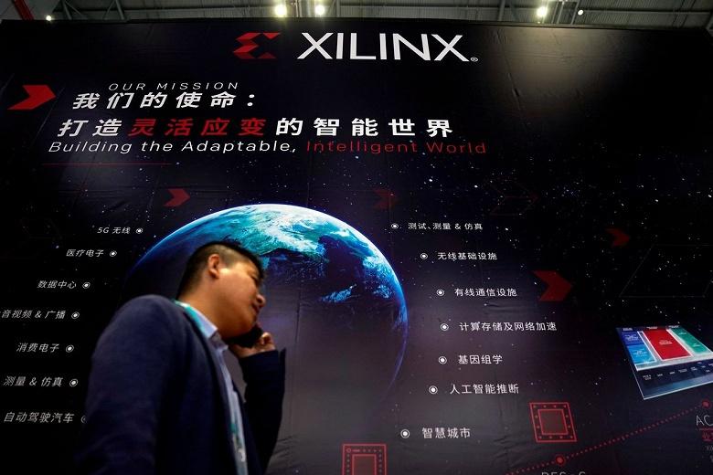 AMD ведет переговоры о покупке Xilinx