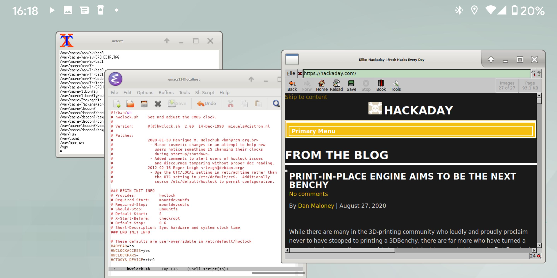 AnLinux: простой способ установить Linux-окружение на Android-телефон без рута - 2