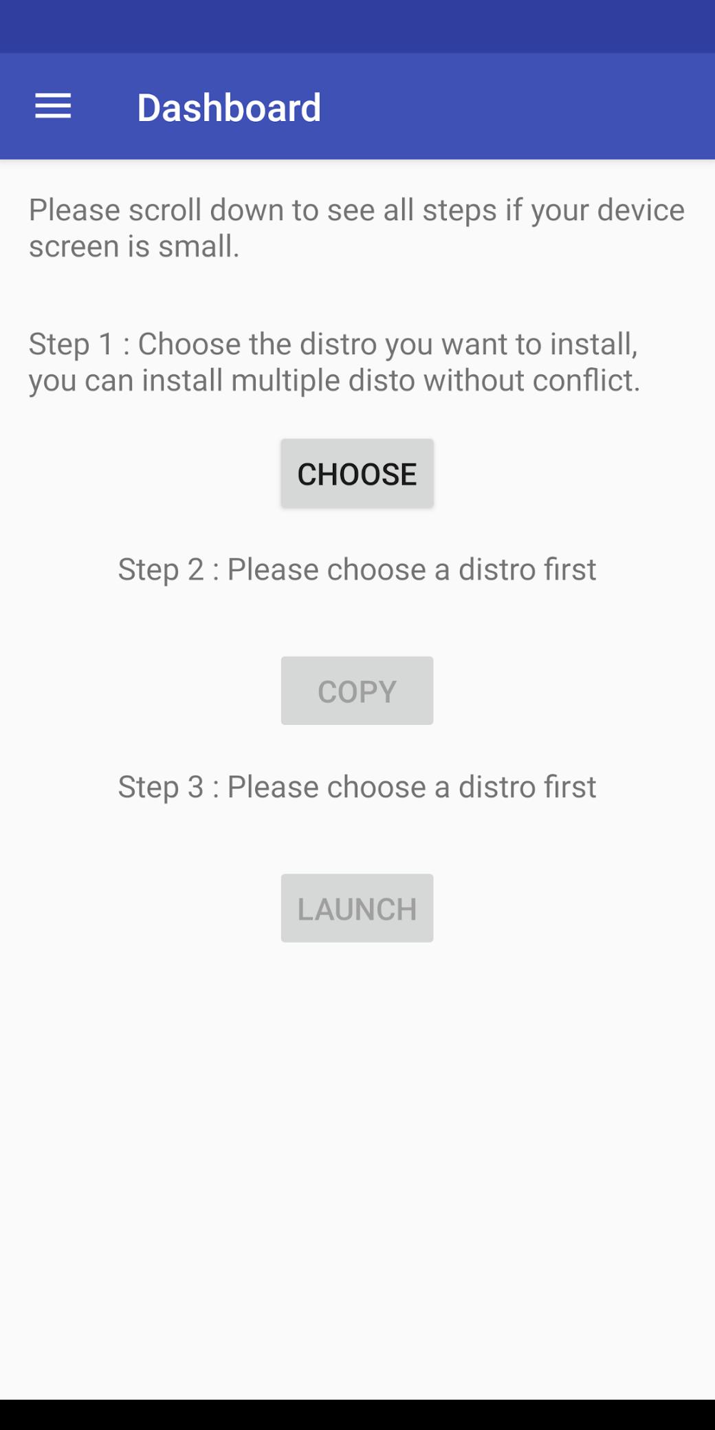 AnLinux: простой способ установить Linux-окружение на Android-телефон без рута - 3