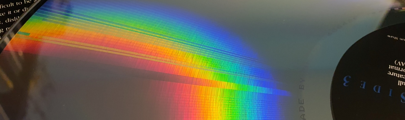 Нестандартный лазерный видеодиск, HDTV и Cудный День - 1