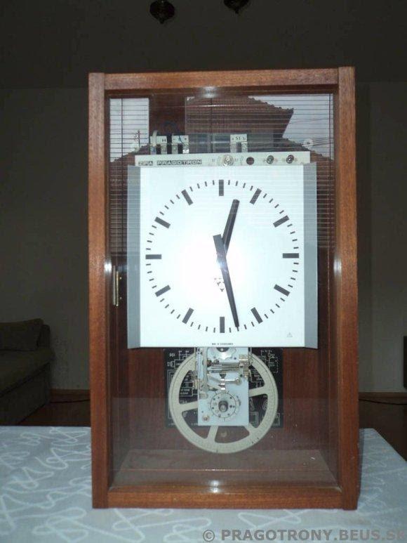 Разработка ведущих часов для Pragotron PJ 27 базе ESP32 с синхронизацией времени по NTP - 2