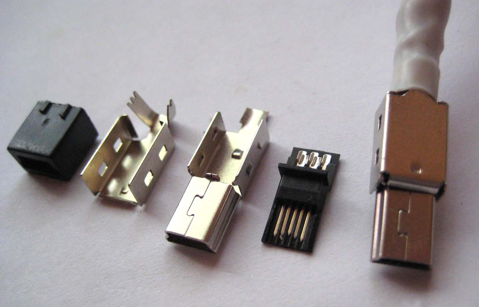 Mini-USB cable