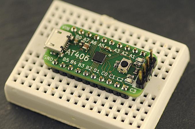 Низкоуровневое программирование микроконтроллеров tinyAVR 0-series - 4