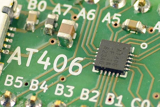 Низкоуровневое программирование микроконтроллеров tinyAVR 0-series - 1