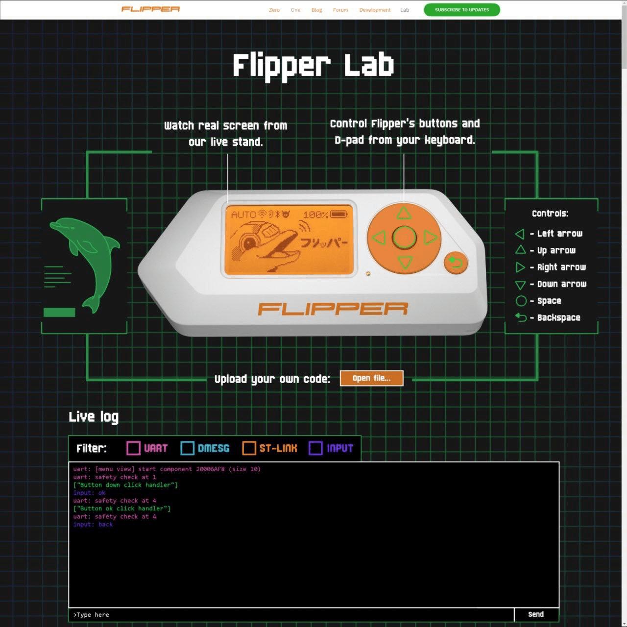 Flipper Zero — прогресс за сентябрь - 12