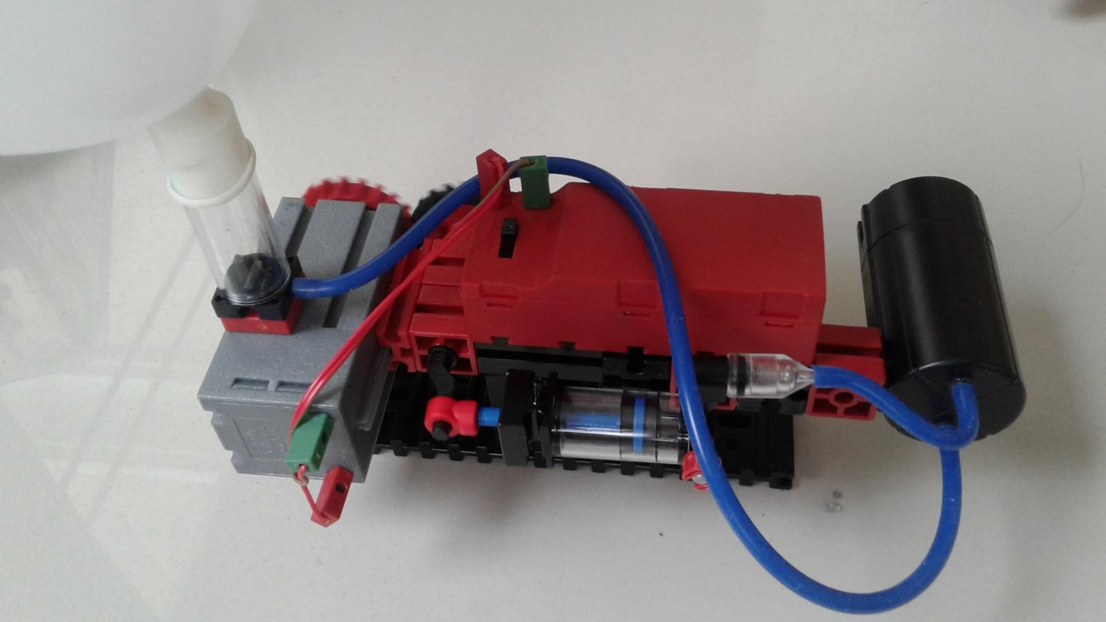 Конструкторы Fischertechnik плюс одноплатный компьютер BBC Micro:Bit, устройства «для Arduino» и детали 3D принтеров - 4