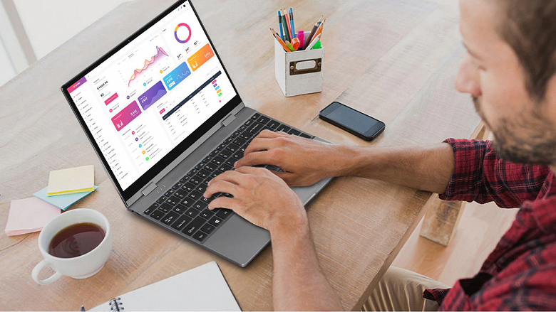 Если очень хочется MacBook, но бюджет ограничен. Представлен ноутбук Bmax MaxBook Y13 Pro