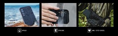 Первый в мире «неубиваемый» смартфон с 5G. Blackview BL6000 Pro будет представлен уже скоро
