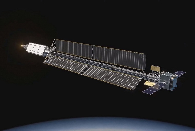 Россия построит ядерный космический буксир для межпланетных перелётов