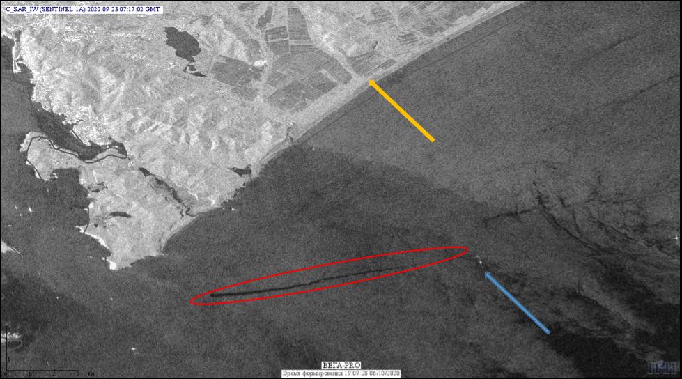 Водоросли, танкер и шторм против Камчатки - 3