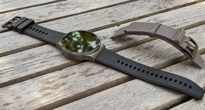 Новейшие флагманские умные часы Huawei получат модификацию с функцией снятия ЭКГ. Текущая версия Watch GT 2 Pro этого не умеет