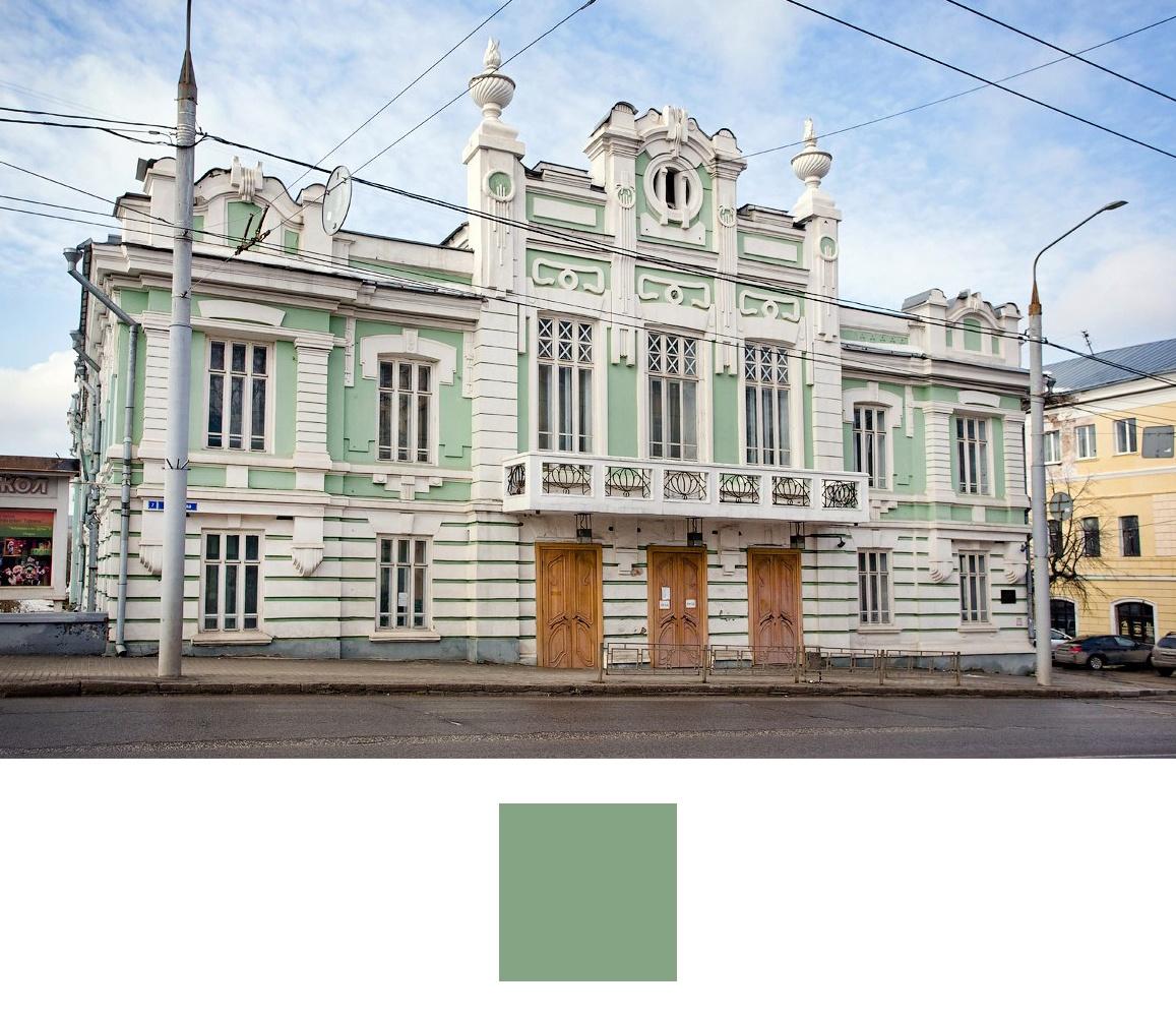 Рассказ об этапах работы над картой возраста домов Владимира - 12