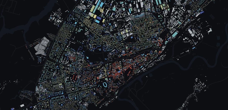 Рассказ об этапах работы над картой возраста домов Владимира - 17