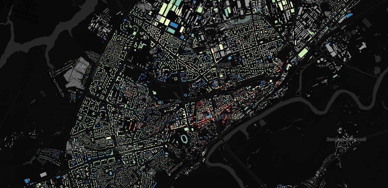 Рассказ об этапах работы над картой возраста домов Владимира - 8