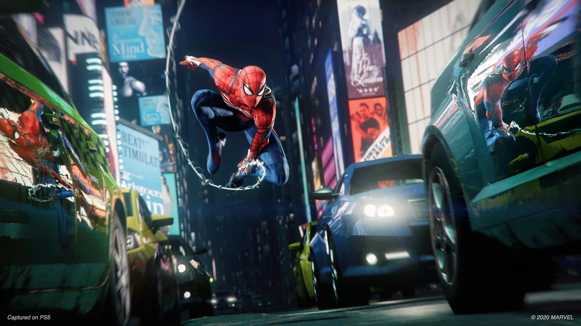 Проблемы рейтрейсинга в играх нового поколения: анализ трассировки лучей в ремастере Marvel's Spider-Man - 2