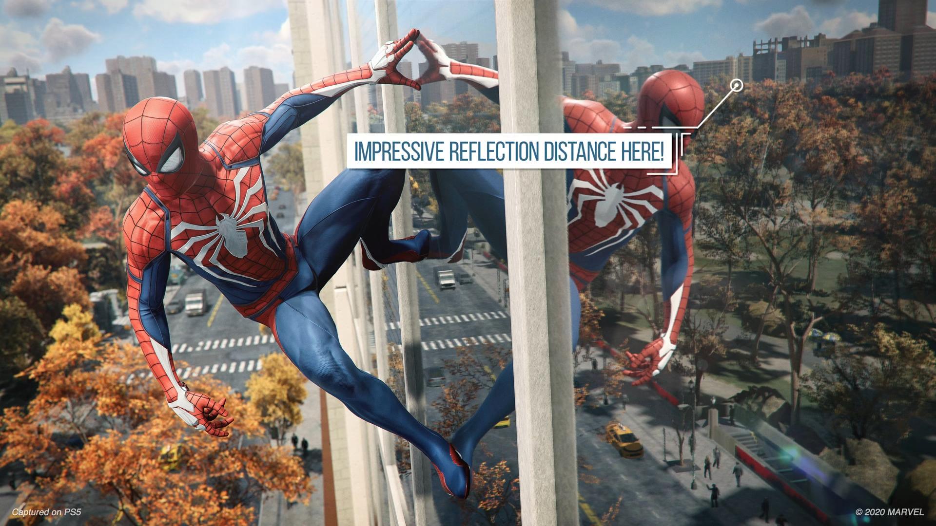 Проблемы рейтрейсинга в играх нового поколения: анализ трассировки лучей в ремастере Marvel's Spider-Man - 24