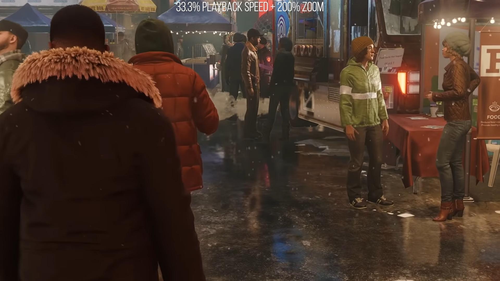 Проблемы рейтрейсинга в играх нового поколения: анализ трассировки лучей в ремастере Marvel's Spider-Man - 27