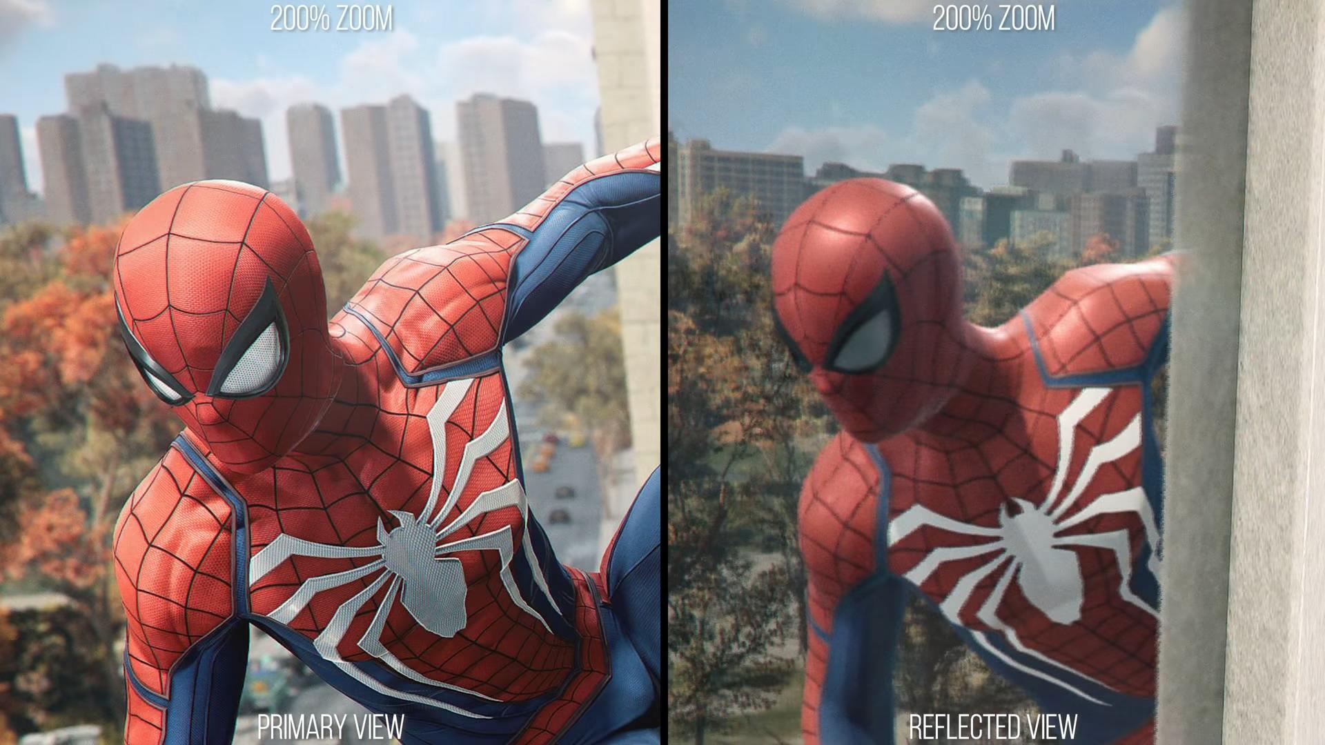 Проблемы рейтрейсинга в играх нового поколения: анализ трассировки лучей в ремастере Marvel's Spider-Man - 5