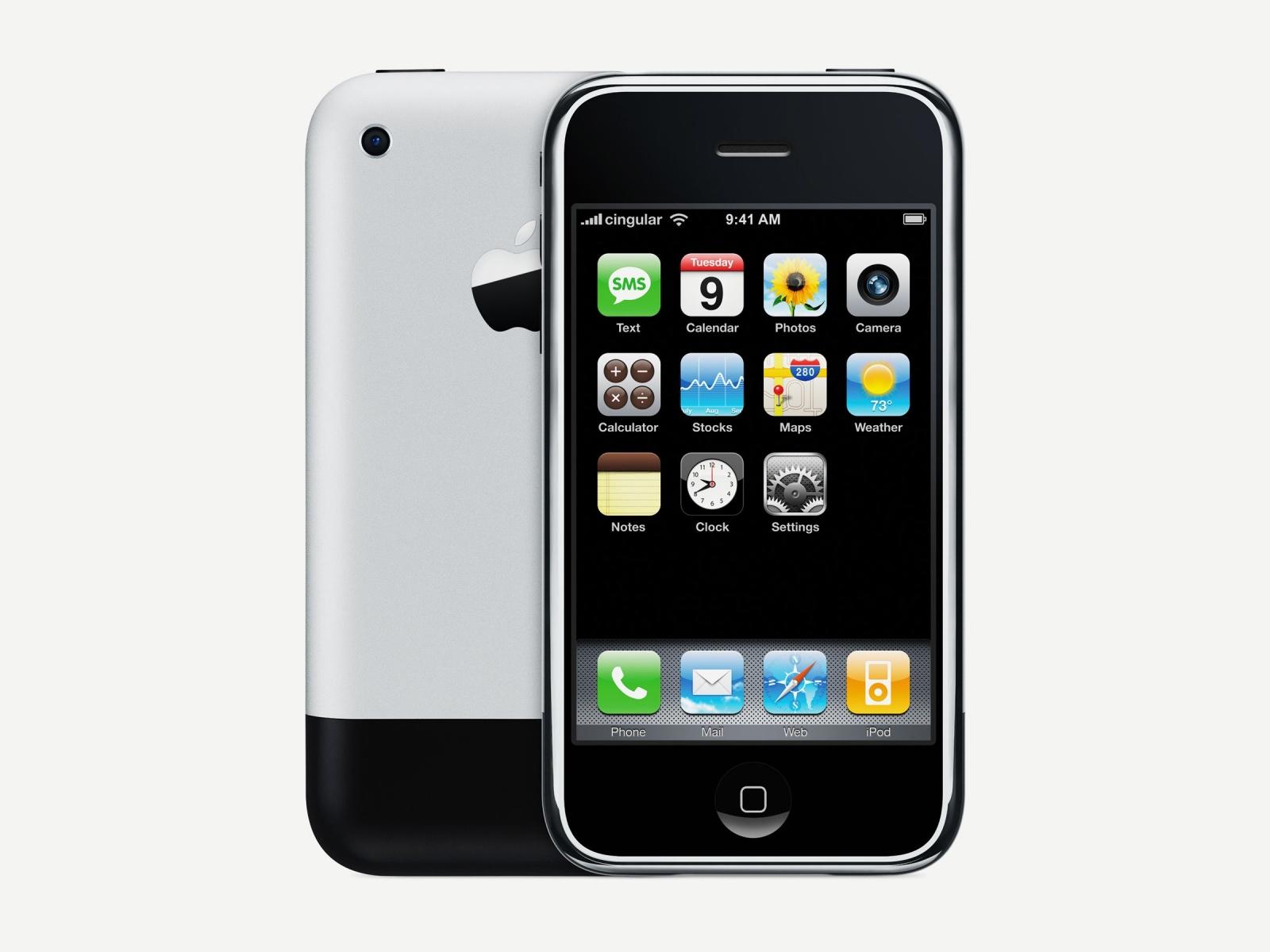 Развитие iPhone: от 2G до 5G - 2