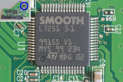 Аппаратный взлом жёсткого диска - 5