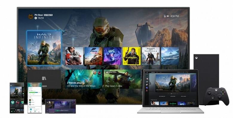 Интерфейс новых Xbox Series X и Series S стал доступен пользователям Xbox One