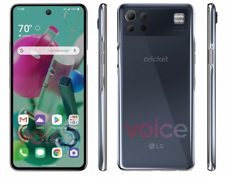 Очень необычный дизайн и поддержка 5G. Теперь о смартфоне LG K92 мы знаем больше