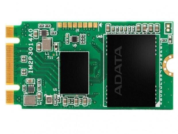 Твердотельный накопитель Adata IM2P3014 с интерфейсом PCIe Gen3 x2 выполнен в типоразмере M.2 2242