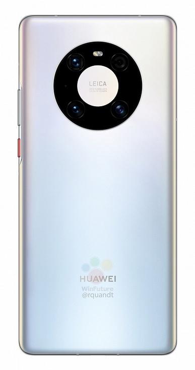 Huawei Mate 40 Pro полностью рассекречен за неделю до анонса
