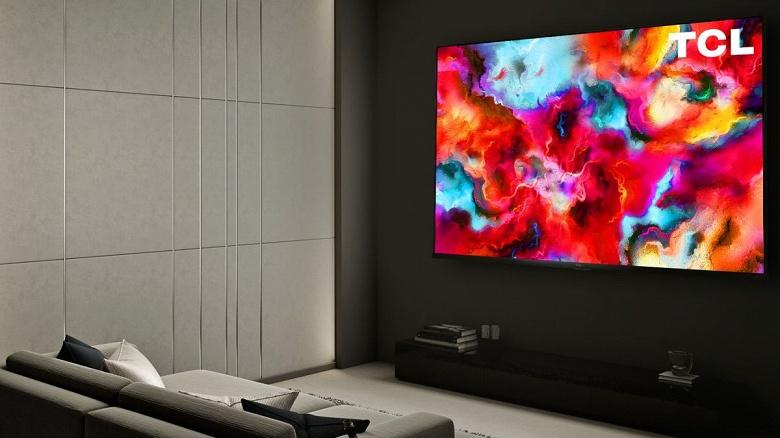 TCL выделит 6,8 млрд долларов, чтобы в 2024 году начать серийную печать телевизионных панелей OLED