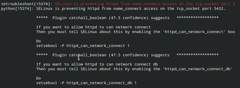 Системы защиты Linux - 5