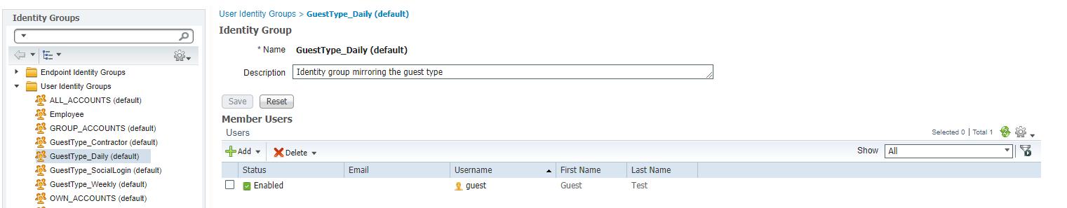 Cisco ISE: Настройка гостевого доступа на FortiAP. Часть 3 - 16