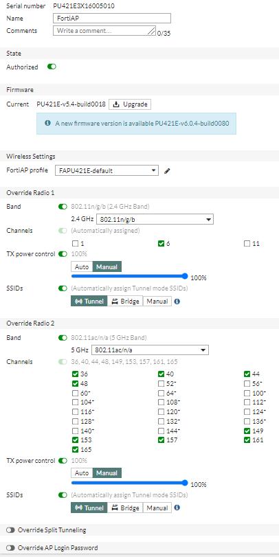 Cisco ISE: Настройка гостевого доступа на FortiAP. Часть 3 - 3