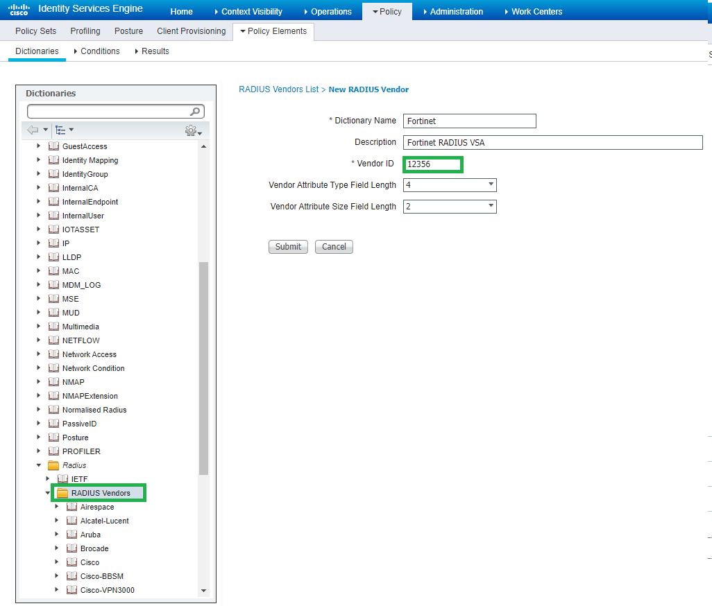 Cisco ISE: Настройка гостевого доступа на FortiAP. Часть 3 - 9