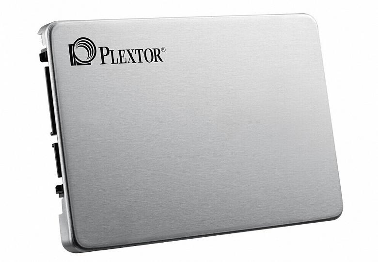 Представлены твердотельные накопители Plextor M8V Plus