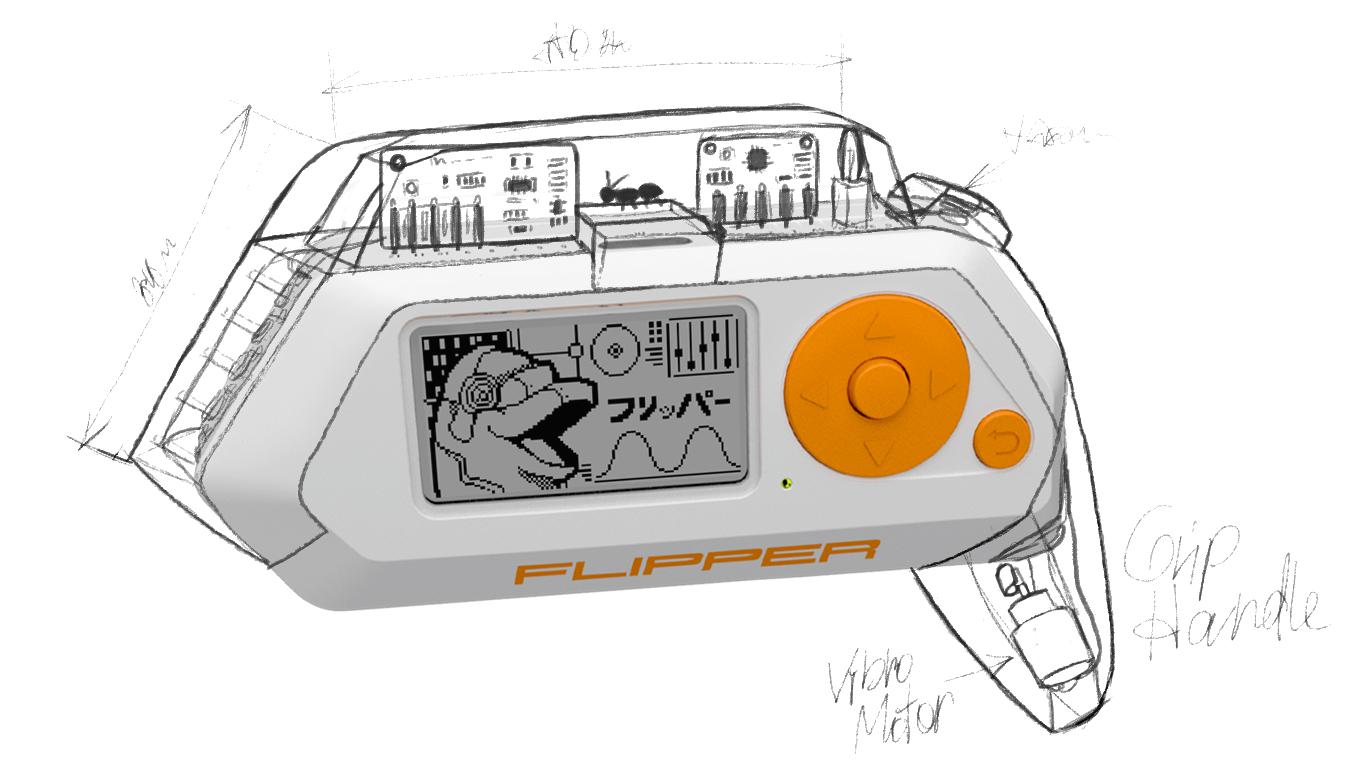 Псс, парень, не хочешь сделать модуль для Flipper Zero? - 1