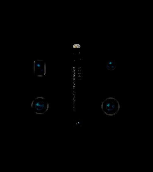 Все датчики в смартфонах Huawei линейки Mate 40 производства Sony