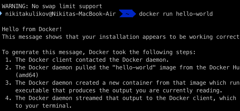Как сэкономить на покупке ноутбука: Docker Remote API via TLS - 7