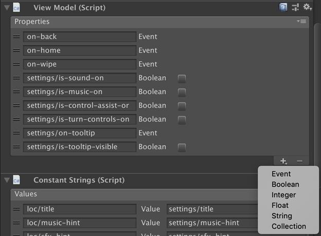 Как мы пришли к реактивному связыванию в Unity3D - 2